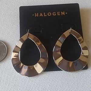 Halogen Earrings
